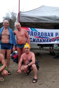 Среди любителей зимнего плавания Ивановской области есть «человек-сугроб»