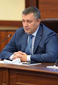 Глава Приангарья Игорь Кобзев подвел итоги первого года работы в регионе