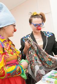 Под окнами детской больницы в Челябинске сыграет оркестр и выступят клоуны