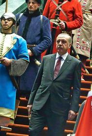 Перекроить карту мира под себя — в этом весь Эрдоган