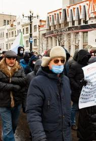 «Вы их испугали. Репрессивные законы Госдумы — это реакция на протесты в Хабаровске», считает Венедиктов