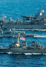 Возросшее число заходов кораблей НАТО в Черное, Балтийское и Баренцево моря вызывают опасения у РФ