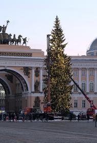 В Санкт-Петербурге разрешили ресторанам открыть зимние террасы в праздники