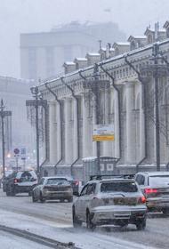 Январские морозы придут в Москву в начале следующей недели