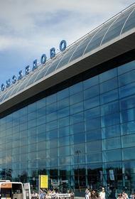 Три московских аэропорта проверяют после анонимного сообщения о минировании