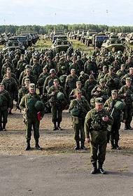 Боевые возможности Вооружённых Сил РФ выросли на 13% в 2020 году