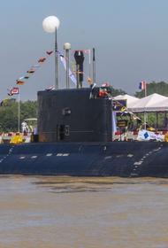 Индия передала ДЭПЛ советской постройки Военно-морским силам Мьянмы