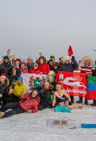 Томские моржи поддержат  акцию акцию «Закаленная Россия – сильная страна»