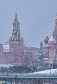 Синоптик Тишковец заявил, что снегопад в Москве закончится через несколько часов