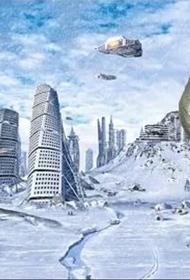 Возможно в скором времени мы отыщем следы древних цивилизаций в Антарктиде