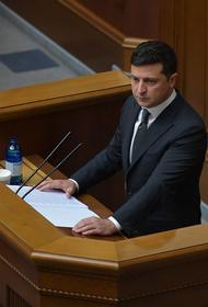 Зеленский предсказал всеобщую мобилизацию на Украине в случае «большой войны» с Россией