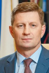 Сергей Фургал стал персоной года по версии «Ведомостей»
