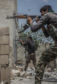 Турецкие войска и союзные им исламисты атаковали курдов на севере Сирии