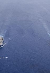 Sohu: российские войска получили приказ наносить прямые удары по американским кораблям в случае их новых провокаций