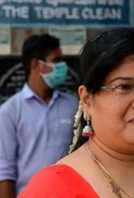 В Индии коронавирус ещё силён и до победы далековато