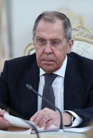 Лавров высказался о запрете Путину посещать спортивные международные соревнования
