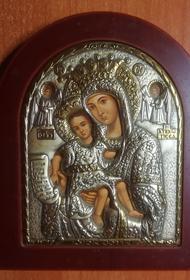 Чудеса святыни: Киккская икона Божией Матери
