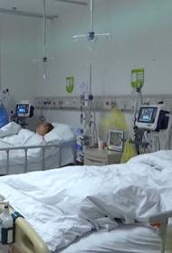 Латвия:  число госпитализированных с коронавирусом в стране превысило 1000 человек