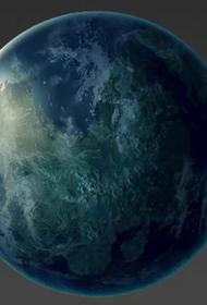 Элион – пригодная планета для возможной колонизации