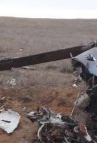 На севере Пакистана разбился военный вертолет, все, кто находился на борту – погибли