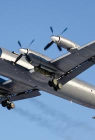 Северный флот направил самолет Ил-38 в район поисковой операции в Баренцевом море