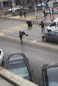 В Грозном боевики убили двоих сотрудников полиции