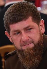 Рамзан Кадыров назвал имена напавших на сотрудников полиции в Грозном