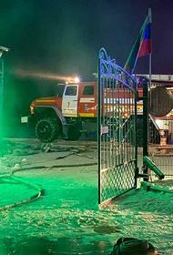 Пострадавшему от пожара питомнику «К-9» требуется помощь