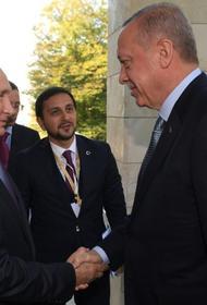 Во многих военных конфликтах 2020 года против России выступала Турция