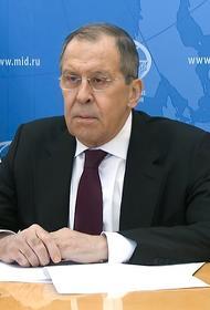 Лавров считает, что проблемы в отношениях РФ и США не обязательно решать «одним махом»