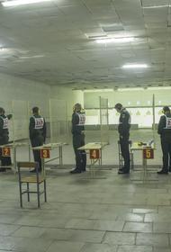Офицеры зенитчики ЦВО борются за первенство по своей специальности