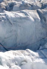 Ученые определили причину быстрого таяния одного из крупнейших ледников Гренландии