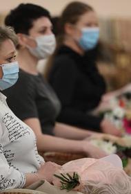 Алексей Текслер вручил награды медикам больницы, пострадавшей от взрыва