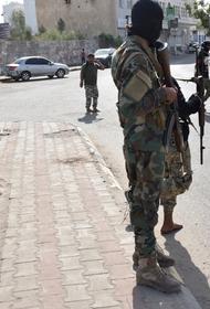 В Йемене у  дворца правительства прогремел взрыв