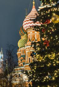 31 декабря  ограничат доступ на Красную площадь