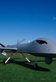Avia.pro: российские военные могли использовать новейший беспилотник «Орион» для ракетной атаки в Сирии