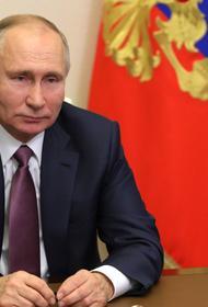 Путин поздравил с Новым годом и Рождеством Байдена и Трампа