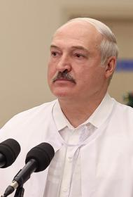 Лукашенко сообщил, что Всебелорусское народное собрание не уполномочено вносить изменения в Конституцию Белоруссии