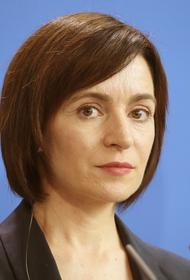 Президент Молдавии намерена посетить Россию для обсуждения важных тем