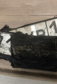 В Дзержинске сгорел автомобиль местного известного журналиста