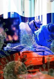 Уровень смертности в России на фоне пандемии достиг максимального значения за последние 10 лет