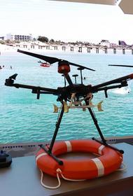 Технополис «Эра» устроил новогоднее шоу дронов для жителей Анапы