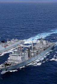 НОАК предостерегла западные державы от посылки военных кораблей в Южно-Китайское море