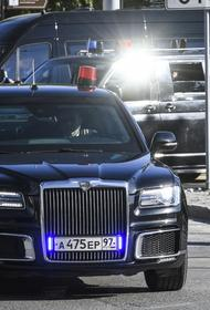 В сети считают, что Путин уволил начальника ГИБДД Москвы из-за информации в СМИ о секретных данных передвижения его кортежа