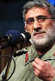 Иранский генерал выступил с угрозой в адрес США