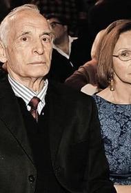 Василий Лановой вместе с супругой Ириной Купченко заразились коронавирусом