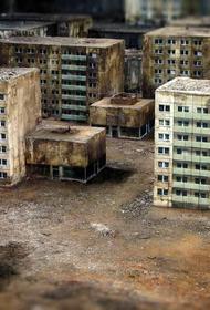 Жизнь есть только в Москве, а Воркута превращается в город-призрак