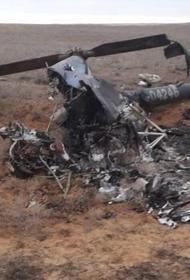 Азербайджанцам, сбившим российский вертолет Ми-24 над Арменией, грозит пожизненный срок
