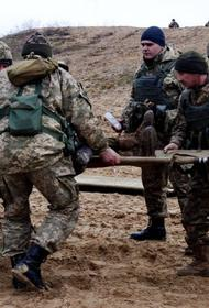 Украинские войска на севере Донбасса несут небоевые потери