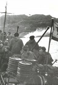 В этот день в 1942 году краснофлотский десант захватил Евпаторию после внезапной высадки